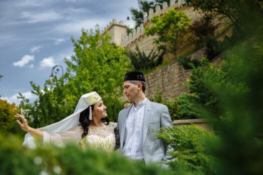 Никах – мусульманский свадебный обряд глазами фотографа. Часть 1